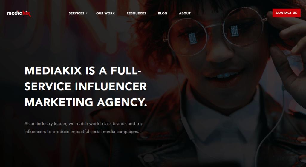 Influencer Marketing Agencies - Media Kix