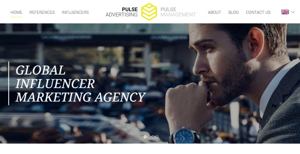 Influencer Marketing Agencies - Pulse
