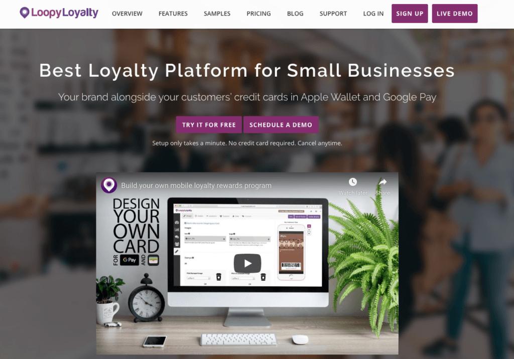 Loopy Loyalty- Loyalty Software