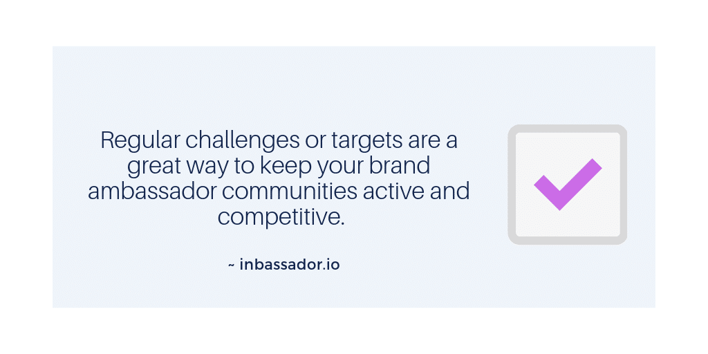 brand ambassador program tip 2