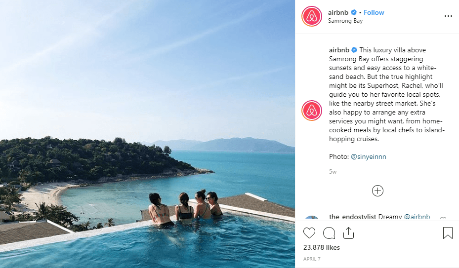 Customer Marketing Examples - Airbnb