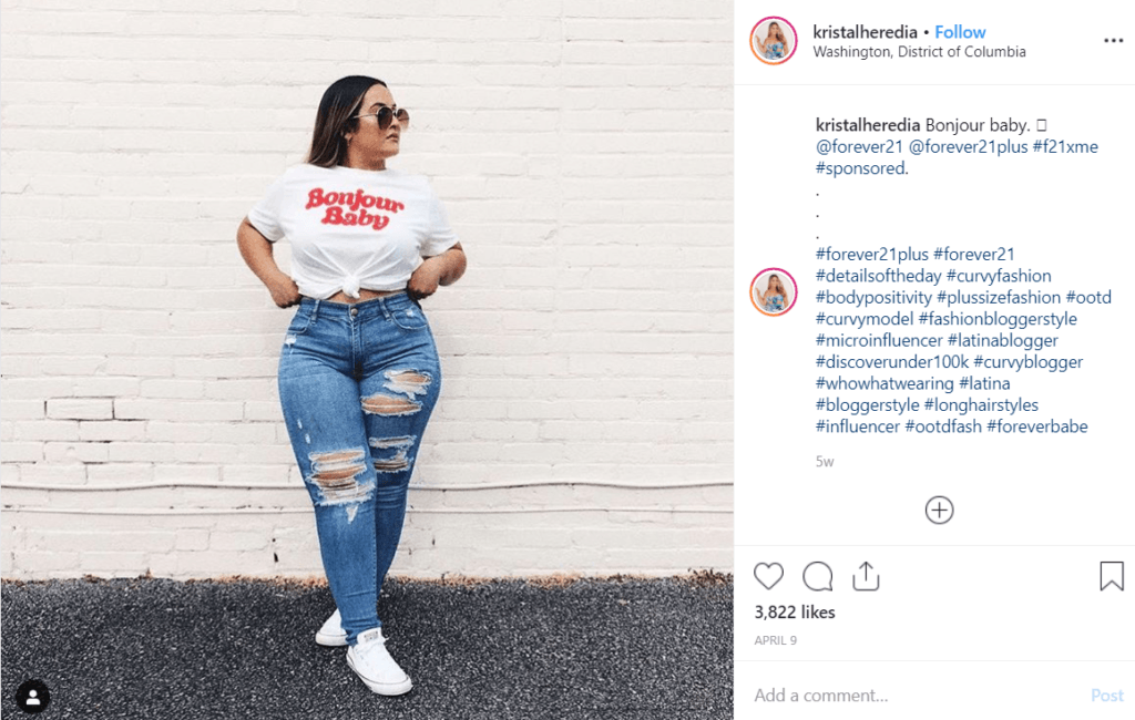 Micro Influencer Examples