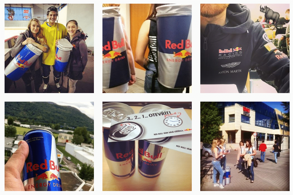 red bull ambassador program