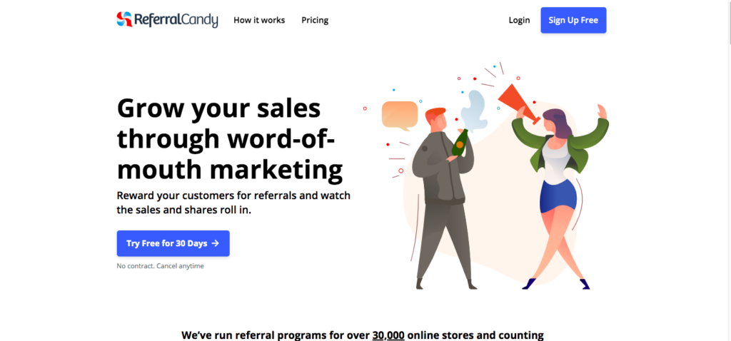 Referral Candy- Referral Software