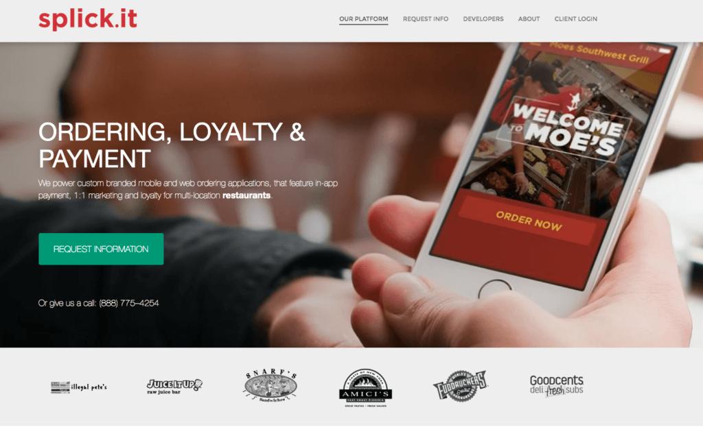 Splick it- Loyalty Software