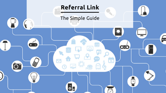 referral link feature