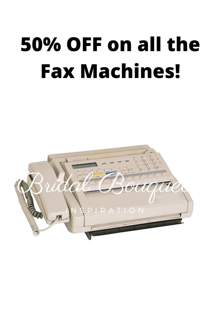 fax machine discount