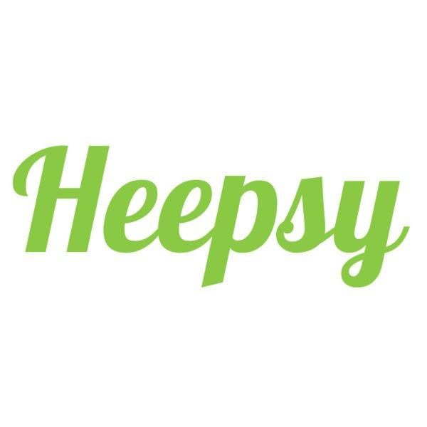 heepsy logo