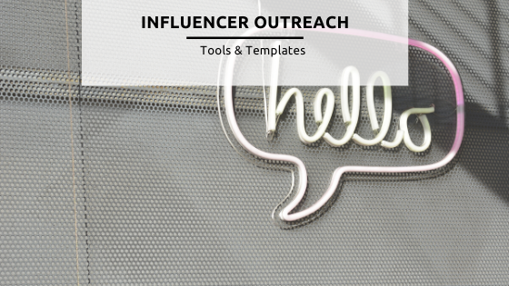 Influencer outreach feature image