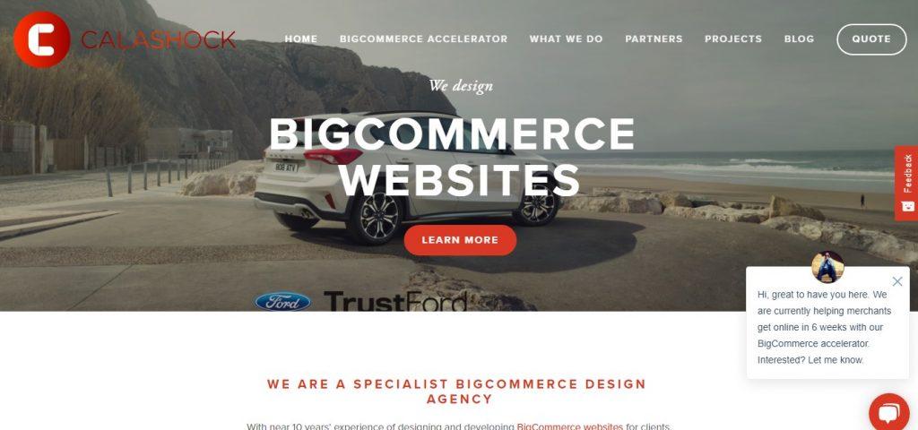 Calashack E commerce
