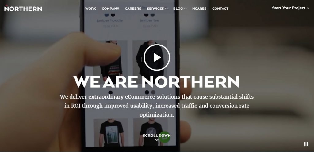 Northern Canada's leading Magento Agency