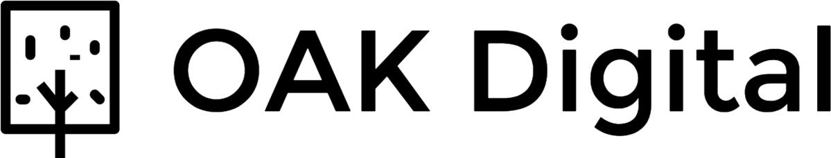 OAK Digital Logo