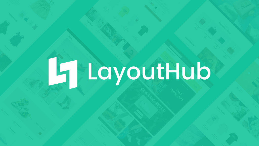 Layouthub Page Builder