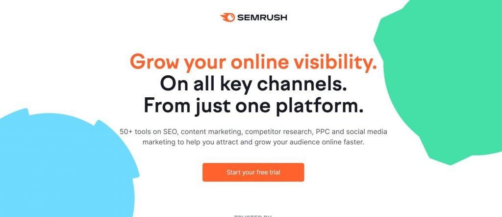 Copywriting software_SEMRUSH