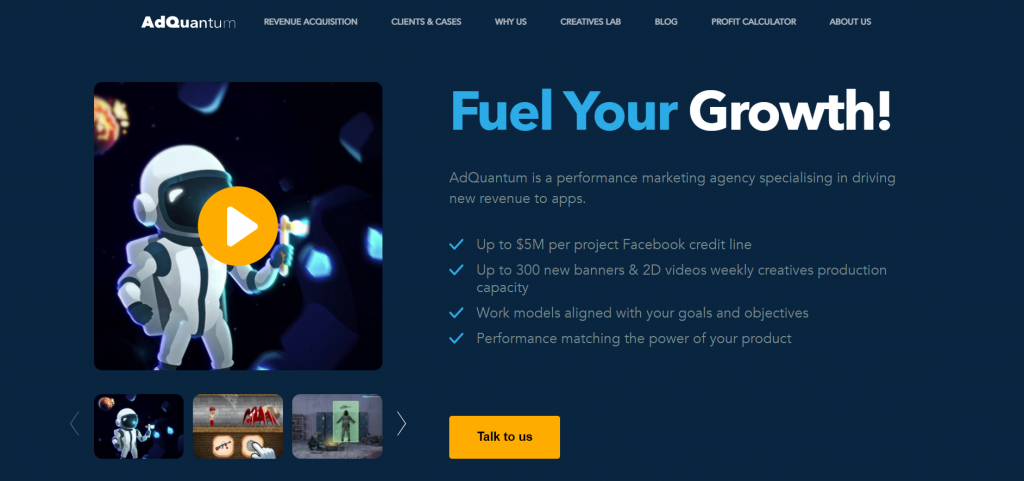 Adquantum_Mobile marketing agency