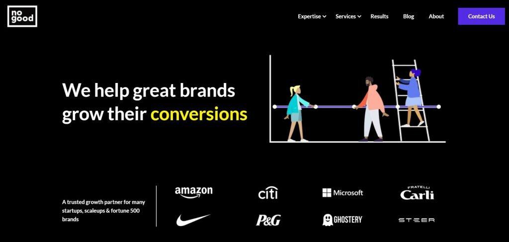 NoGood_SaaS marketing agency