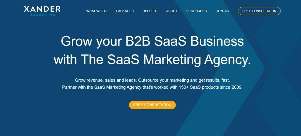 Xander Marketing_SaaS marketing agency