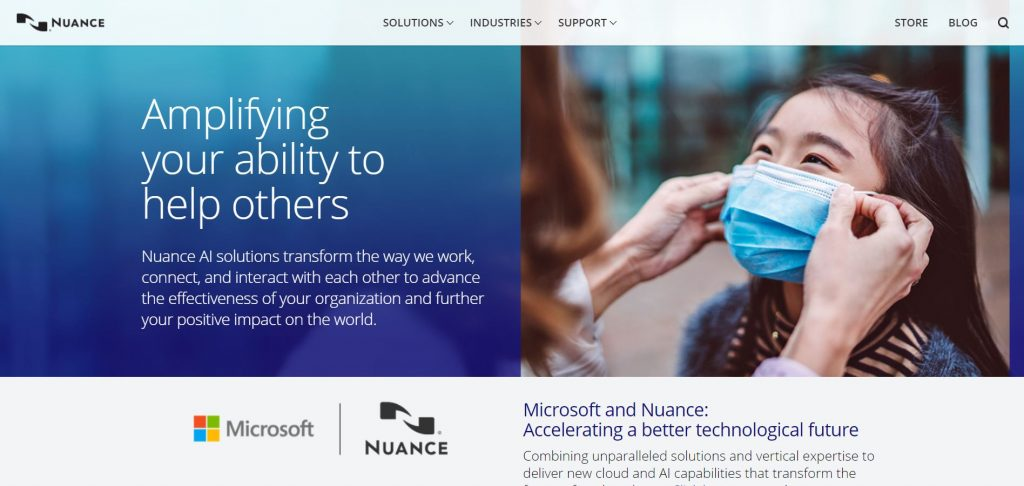Customer engagement platforms_Nuance