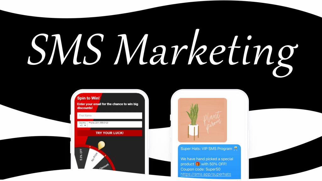 One+_Shopify SMS marketing app
