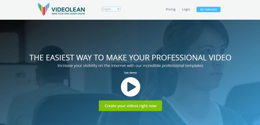 Videolean Website