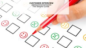 customer interview