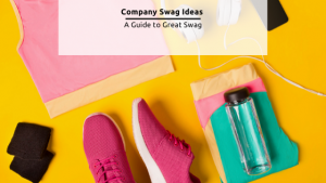 Company Swag - Image from Canva